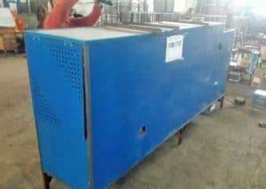 Carbon Steel Chili Stem Cutting Machine for Pakistan Customer