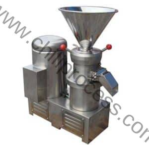 Stainless Steel Chili Paste Colloid Mill Machine