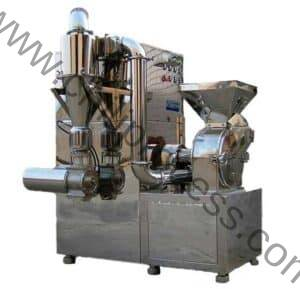 Integrated Continuous Discharge Chili Powder Crusher Machine
