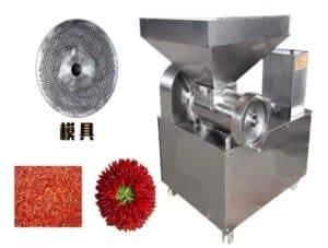 Stainless Steel Granular Chili Paste Grinding Machine